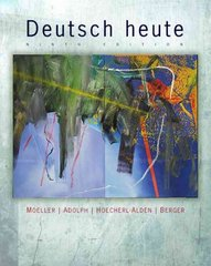 Deutsch heute 9th edition 9780547180588 0547180586
