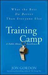 Training Camp 1st Edition 9780470462089 0470462086