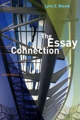 The Essay Connection 9th edition 9780547190785 0547190786