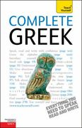 Complete Greek: A Teach Yourself Guide 3rd edition 9780071627863 0071627863