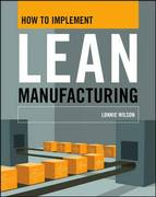 How To Implement Lean Manufacturing 1st edition 9780071625074 0071625070