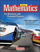 Mathematics for Business and Personal Finance, Student Edition 1st Edition 9780078805059 0078805058