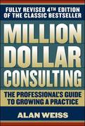 Million Dollar Consulting 4th Edition 9780071622103 0071622101