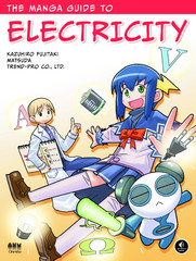 The Manga Guide to Electricity 1st Edition 9781593271978 1593271972