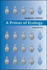 A Primer of Ecology 4th Edition 9780878933181 0878933182