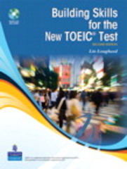 Building Skills for the New TOEIC Test 2nd edition 9780138136253 0138136254