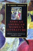 The Cambridge Companion to African American Women's Literature 1st edition 9780521675826 0521675820
