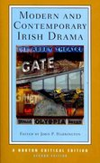 Modern and Contemporary Irish Drama 2nd Edition 9780393932430 0393932435