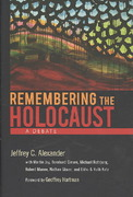 Remembering the Holocaust 1st Edition 9780195326222 0195326229