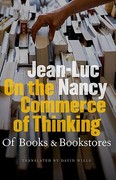 On the Commerce of Thinking 4th edition 9780823230372 0823230376