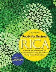 Ready for Revised RICA 3rd edition 9780137008681 0137008686