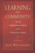 Learning and Community 1st Edition 9781584657705 1584657707