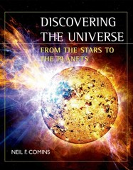 Discovering the Universe: From the Stars to the Planets 1st edition 9781429230421 1429230428
