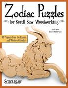 Zodiac Puzzles for Scroll Saw Woodworking 0 9781565233935 156523393X