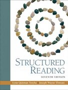 Structured Reading (with MyReadingLab Student Access Code Card) 7th edition 9780205723195 0205723195