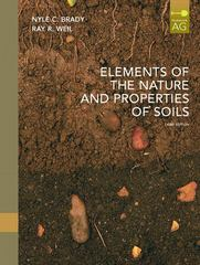 Elements of the Nature and Properties of Soils 3rd edition 9780135014332 0135014336