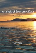 Analysis of Economic Data 3rd Edition 9780470713891 0470713895