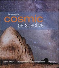 The Essential Cosmic Perspective 5th edition 9780321580887 0321580885
