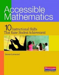 Accessible Mathematics 1st Edition 9780325026565 0325026564