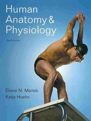 Human Anatomy & Physiology with myA&P 8th edition 9780321849656 0321849655