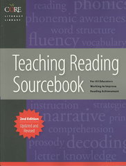 Teaching Reading Sourcebook 2nd edition 9781571284570 1571284575