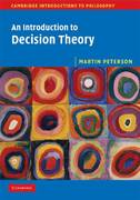 An Introduction to Decision Theory 1st Edition 9780521716543 0521716543