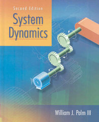 System Dynamics 2nd edition 9780073529271 0073529273