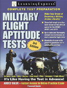 Military Flight Aptitude Tests 3rd edition 9781576856888 1576856887