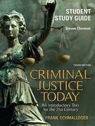 Criminal Justice Today 10th edition 9780135135754 0135135753