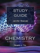 Study Guide for Chemistry 1st edition 9780321566355 0321566351