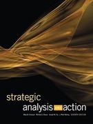 Strategic Analysis and Action 7th Edition 9780132061421 0132061422