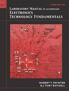 Laboratory Manual for Electronics Technology Fundamentals 3rd edition 9780135048764 0135048761