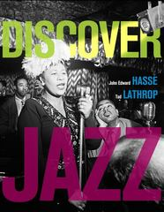 Discover Jazz 1st edition 9780136026372 0136026370
