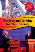 Reading and Writing for Civic Literacy 1st Edition 9781594517105 159451710X