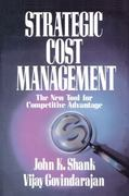 Strategic Cost Management 1st Edition 9781439150368 1439150362