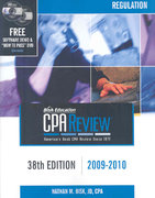 CPA Comprehensive Exam Review 38th edition 9781579616809 1579616801
