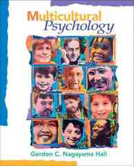 Multicultural Psychology 2nd edition 9780205632350 0205632351