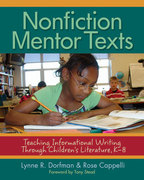 Nonfiction Mentor Texts 0 9781571104960 1571104968