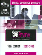 CPA Comprehensive Exam Review 38th edition 9781579616816 157961681X