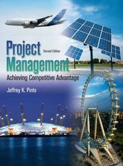 Project Management 2nd Edition 9780136065616 0136065619
