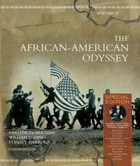 The African-American Odyssey 4th edition 9780205728770 0205728774