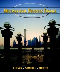 Multinational Business Finance 12th edition 9780136096689 0136096689