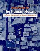 Study Guide for Human Mosaic 11th edition 9781429229760 1429229764