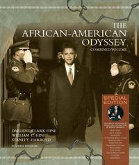 The African-American Odyssey 4th edition 9780205728787 0205728782