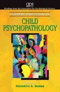 Current Directions in Child Psychopathology for Abnormal Psychology 1st edition 9780205680139 0205680135