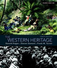 The Western Heritage 10th edition 9780205705160 0205705162