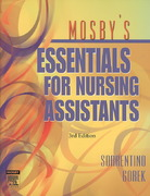 Mosby's Essentials for Nursing Assistants - Textbook, Workbook and Mosby's Nursing Assistant Skills DVD - Student Version 3.0 Package 3rd edition 9780323067270 0323067271