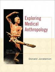 Exploring Medical Anthropology 3rd Edition 9781317348443 1317348443