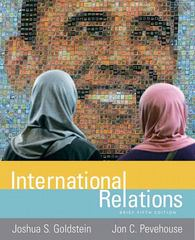 International Relations Brief 5th edition 9780205723911 0205723918