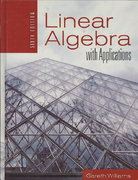 Linear Algebra With Applications 6th edition 9780763757533 0763757535